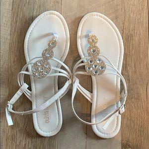 Olivia Miller Sandals